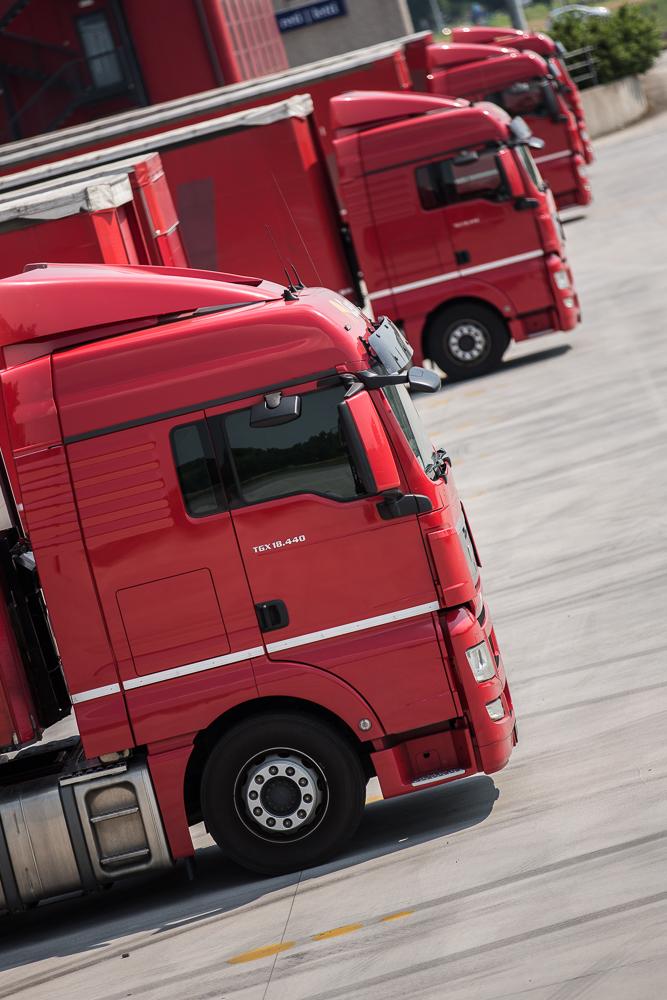 Trasporti camionistici