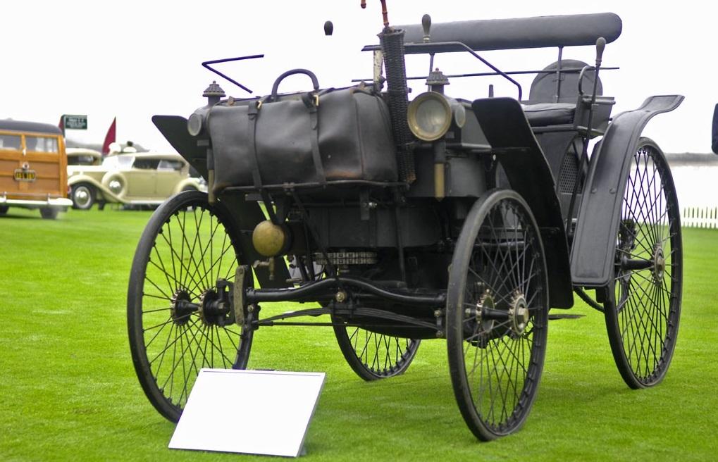 Affidato a Cesped il trasporto dell'auto più antica d'Italia 3