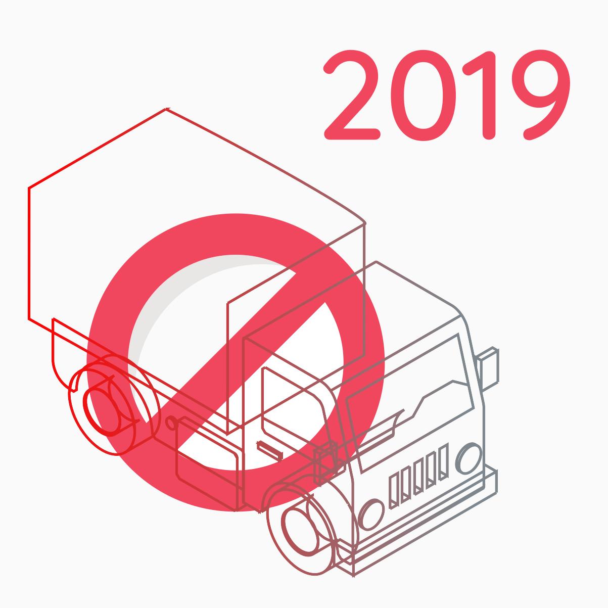 Calendario Divieto Circolazione Mezzi Pesanti.Calendario 2019 Divieti Di Circolazione Per Mezzi Pesanti