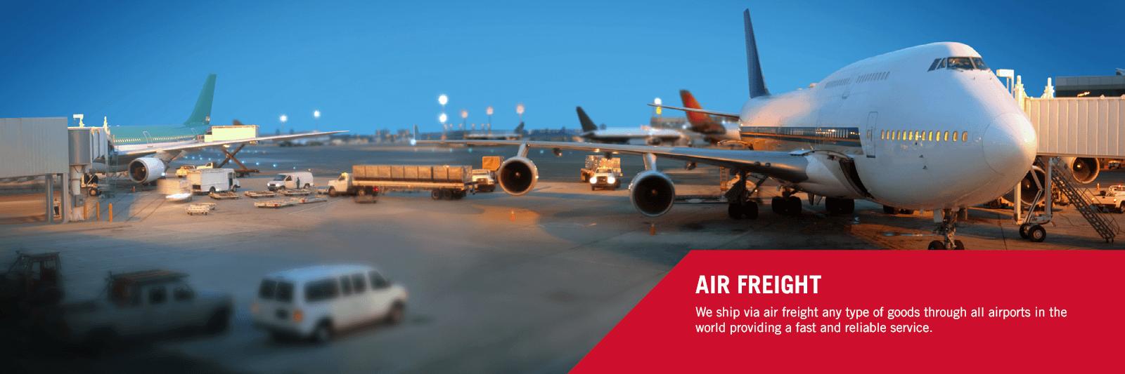 Air Freight 1