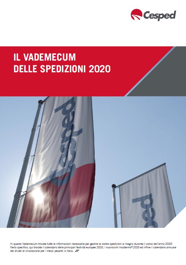 Vademecum delle Spedizioni 2020 1