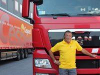 Camionista Cesped